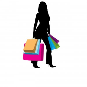 silhouette-with-shopping-bags
